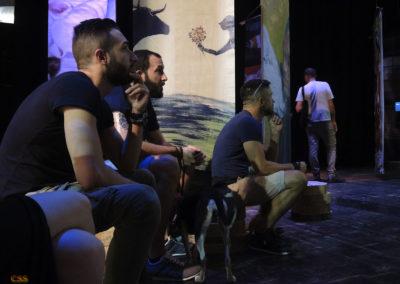 19 - Sagra del Seitan 2018 - Mostra Immersiva