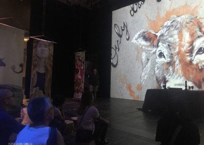 20 - Sagra del Seitan 2018 - Mostra Immersiva