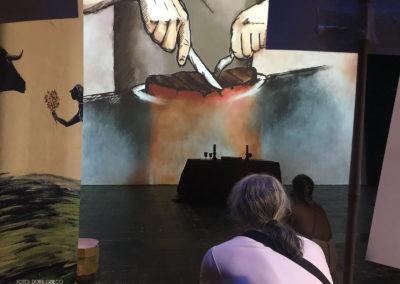 34 - Sagra del Seitan 2018 - Mostra Immersiva