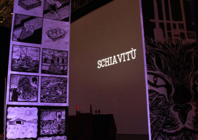 36 - Sagra del Seitan 2018 - Mostra Immersiva