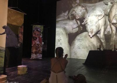 41 - Sagra del Seitan 2018 - Mostra Immersiva