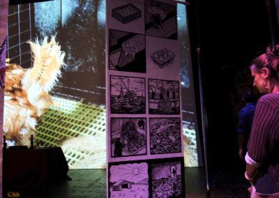 44 - Sagra del Seitan 2018 - Mostra Immersiva