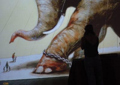 9 - Sagra del Seitan 2018 - Mostra Immersiva